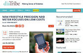 New FreeStyle Precision Neo Meter Focuses on Low Costs - DiaTribe