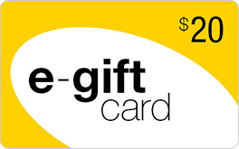 EGift Card for $20