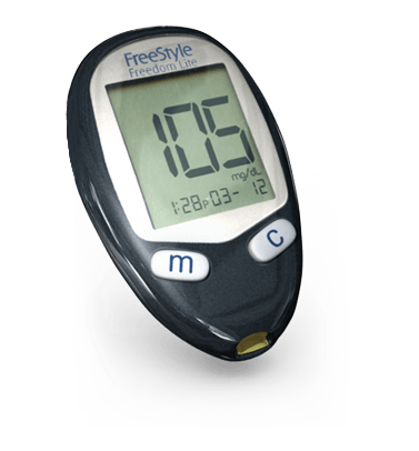 FreeStyle Freedom Lite – Blood Sugar Monitoring