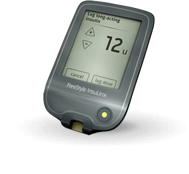 FreeStyle InsuLinx – Glucose Monitoring Meters