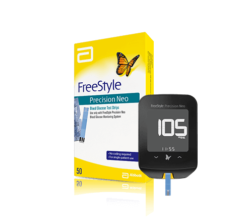 FreeStyle Freedom Lite – Blood Glucose Test Strips