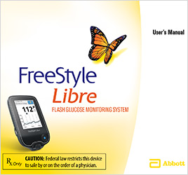 FreeStyle Libre user's manual